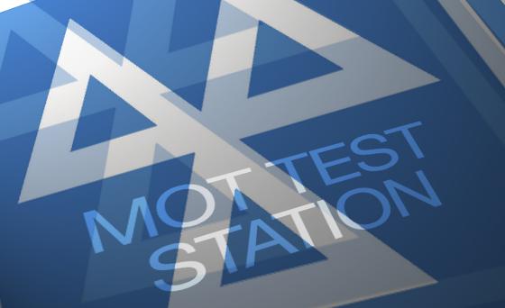MOT Test Station