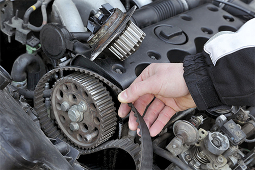 Timing Belt Replacement at Banwell Garage