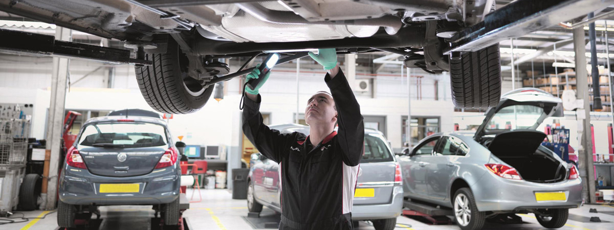 Book your MOT at Banwell Garage